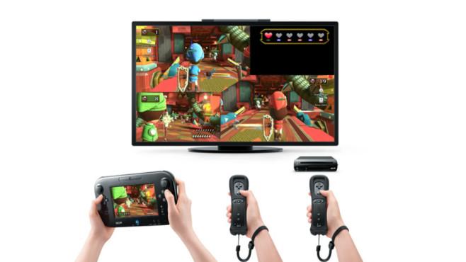 Wii ohne Sicherungsband spielen ©Nintendo