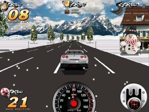 Amiga Racer ©AmigaTec