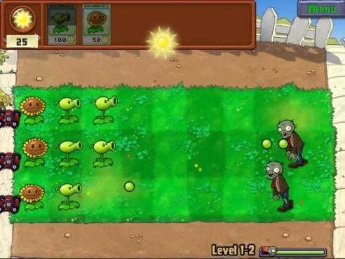 Plants vs. Zombies ©Admeen