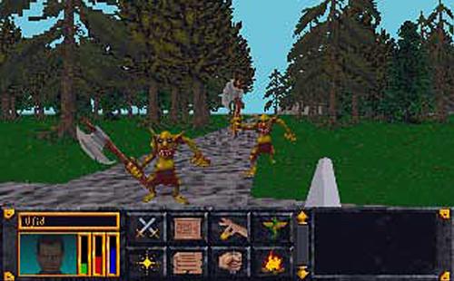Rollenspiel The Elder Scrolls - Arena: Goblin ©Bethesda