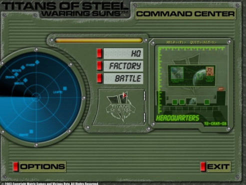 Titans of Steel © Matrix Games