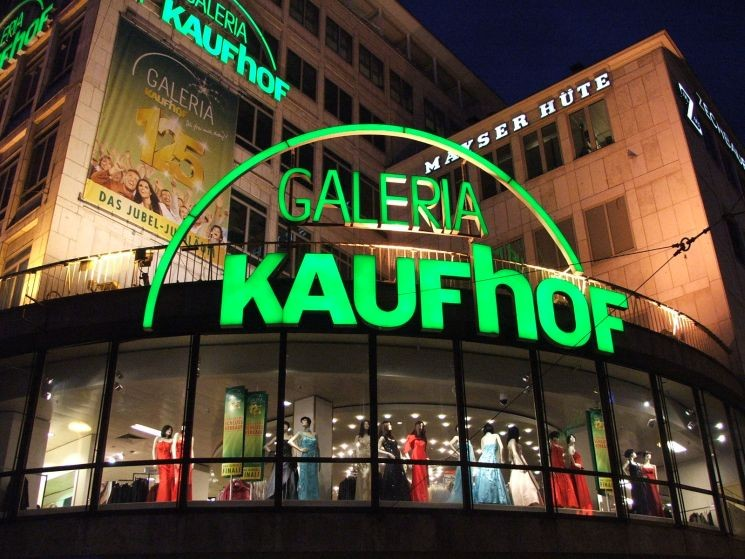 galeria kaufhof online