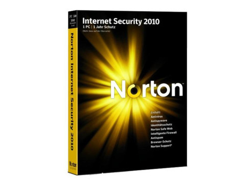 Symantec Norton Internet Security 2010 © Symantec
