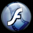Icon - FLV-Media Player