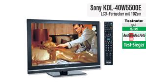 Sony KDL-40W5500E