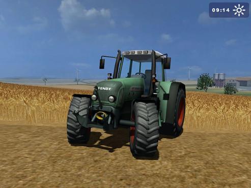 Landwirtschafts-Simulator 2009: 716 Vario
