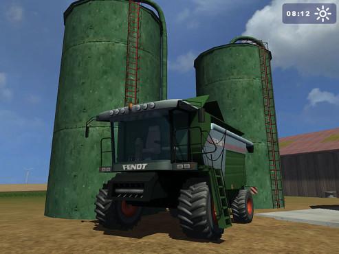 Landwirtschafts-Simulator 2009: 8350