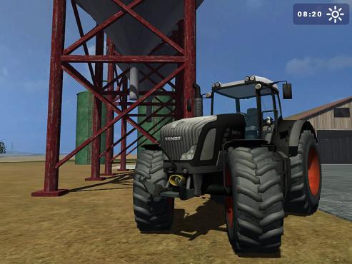 Landwirtschafts-Simulator 2009: 936 Vario