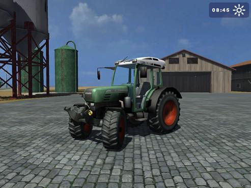 Landwirtschafts-Simulator 2009: Fendt 209