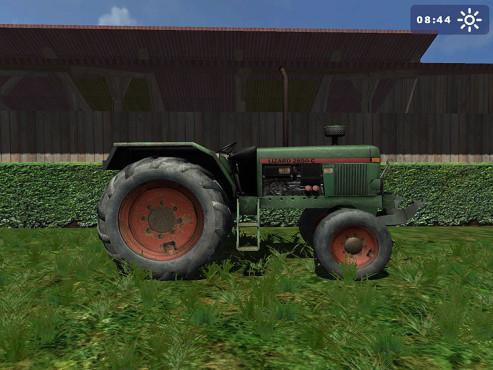 Landwirtschafts-Simulator 2009: Lizard 2850