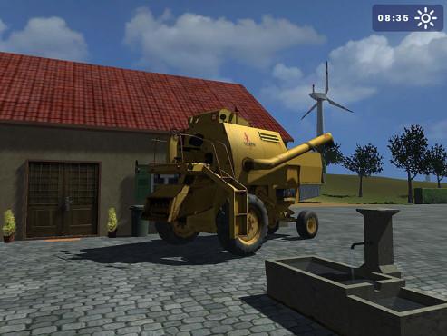 Landwirtschafts-Simulator 2009: Lizard 7210