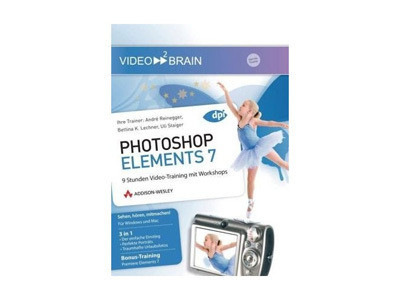 Videotraining zu Photoshop Elements 7