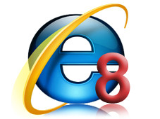 Internet Explorer 8 (Windows Vista) © COMPUTER BILD