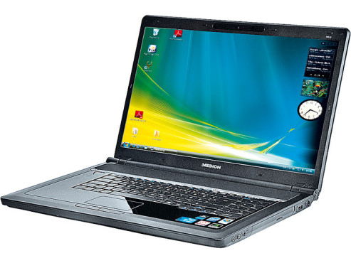 Notebook Medion Akoya P8610 (MD 97490)