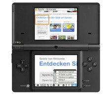 Nintendo DSi: Browser