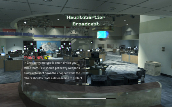 Actionspiel Call of Duty 4: Tipps © Activision