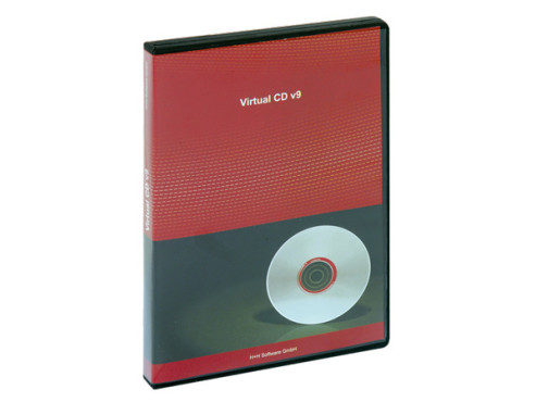 H+H Software Virtual CD 9: CD-/DVD-Simulationsprogramm
