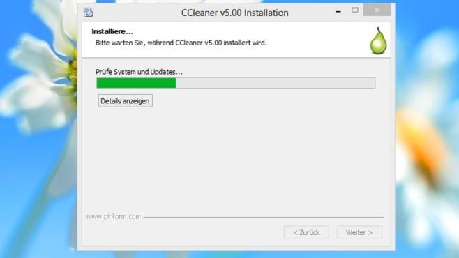 CCleaner: Installation Schritt für Schritt erklärt ©COMPUTER BILD