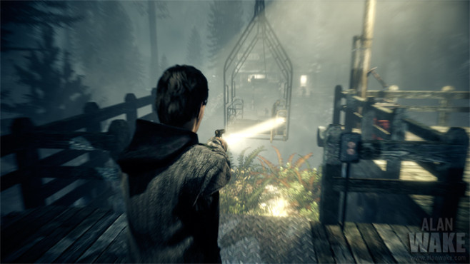 Actionspiel Alan Wake: Mine