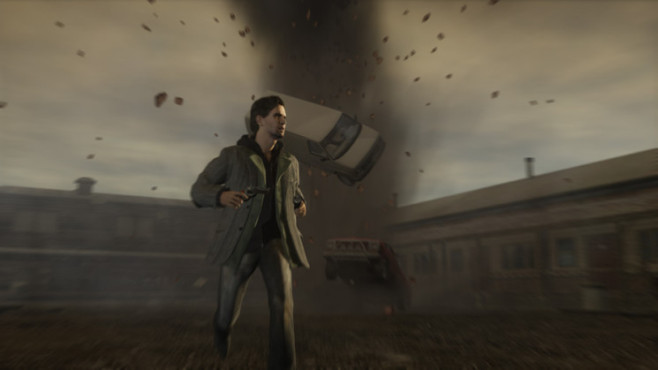 Actionspiel Alan Wake: Tornado