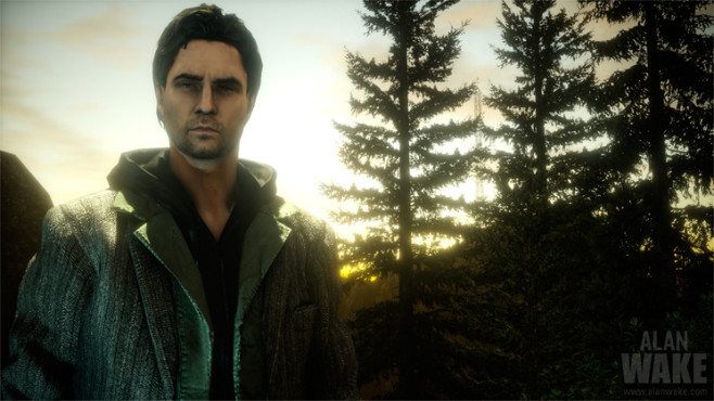 Actionspiel Alan Wake: Wald