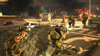 Actionspiel Army of Two � The 40th Day: Sieb © Electronic Arts