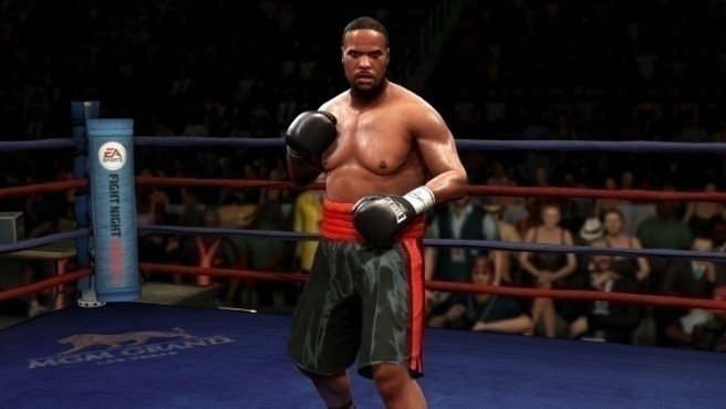 Sportspiel Fight Night Round 4: Eddie Chambers