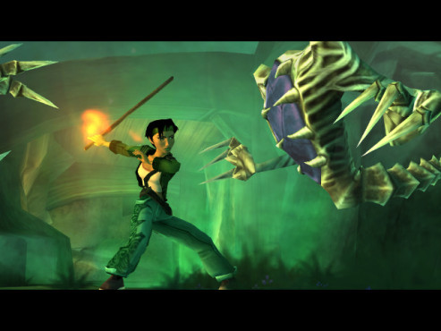 Actionspiel Beyond Good & Evil