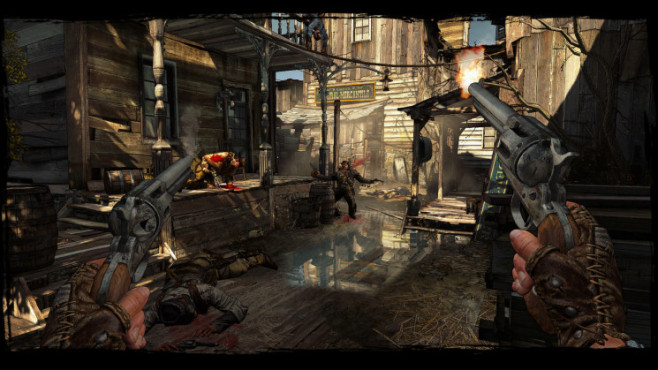 Actionspiel Call of Juarez – Gunslinger