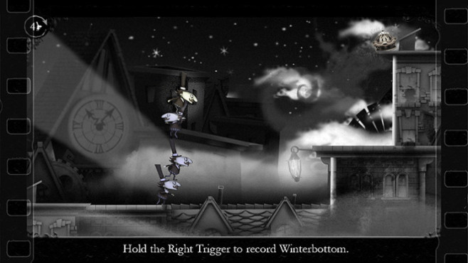 Gute Download-Spiele für Xbox 360: The Misadventures of P.B. Winterbottom © Take-Two