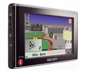 Navigationsgerät: Becker Traffic Assist Z 201