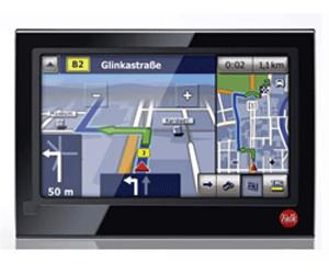 Navigationsgerät: Falk F10