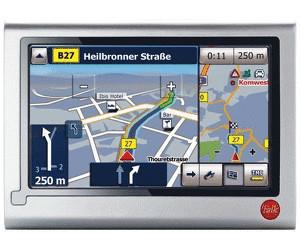 Navigationsgerät: Falk F10 Silver Edition