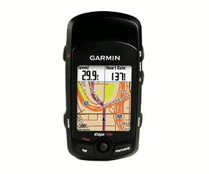 Navigationsgerät: Garmin Edge 705