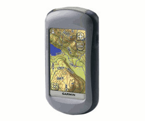 Navigationsgerät: Garmin Oregon 400t