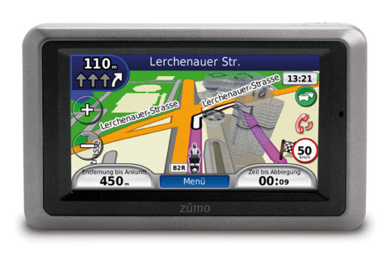 Navigationsgerät: Garmin zumo 660 Europe