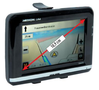 Navigationsgerät: Medion GoPal P4410