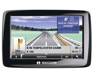 Navigationsgerät: Navigon 2110 MAX Limited Edition Europe