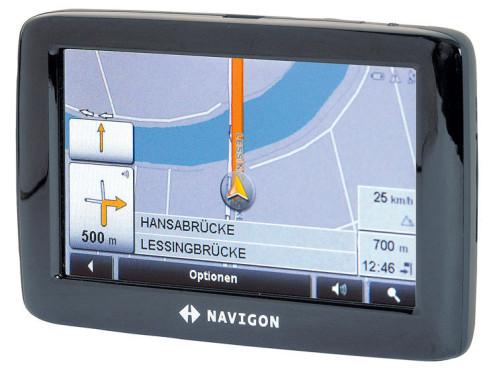 Navigationsgerät: Navigon 2110 max