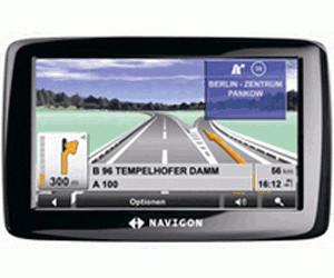 Navigationsgerät: Navigon 2150 MAX
