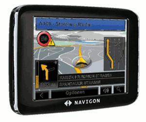 Navigationsgerät: Navigon 2210