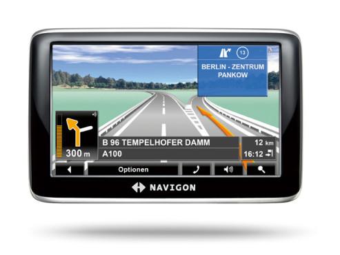 Navigationsgerät: Navigon 4350 MAX