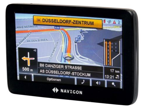Navigationsgerät: Navigon 7210