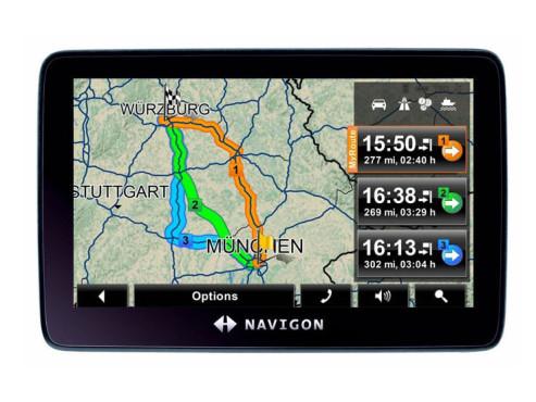 Navigationsgerät: Navigon 7310