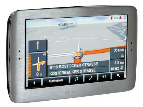 Navigationsgerät: Navigon 8110
