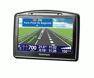 Navigationsgerät: TomTom Go 730 Traffic
