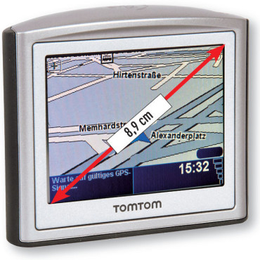 Navigationsgerät: TomTom ONE Classic Western Europe