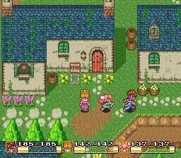 Download-Spiele für Wii: Secret of Mana