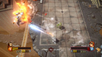 Actionspiel Gatling Gears: Beschuss ©Electronic Arts