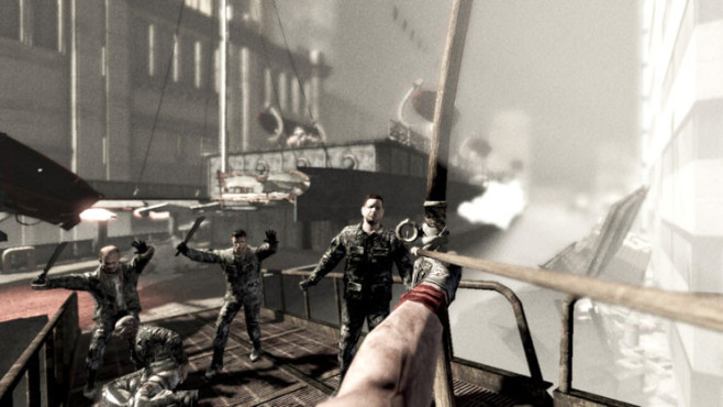 Actionspiel I Am Alive: Bogen ©Ubisoft